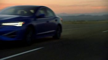 2019 Acura ILX TV Spot, 'Total Control' Song by WILLS [T1] - Thumbnail 8