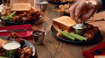 Zaxby's Carribbean Jerk Boneless Wings Meal TV Spot, 'No Matter How You Say It: Flavor' - Thumbnail 10