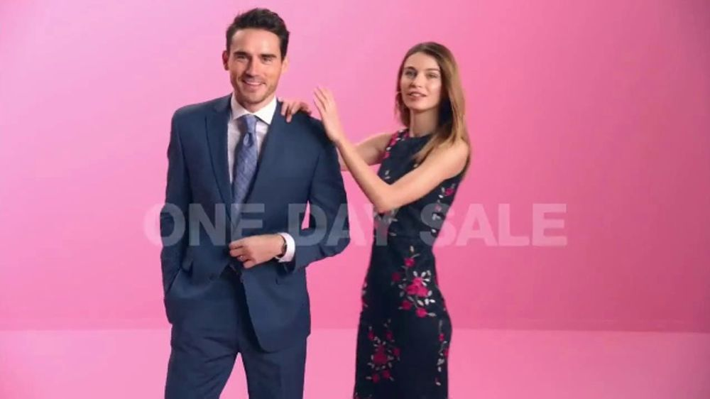 Macy S One Day Sale Tv Commercial Deals Of The Day Suit