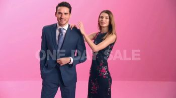 Macy's One Day Sale TV Spot, 'Deals of the Day: Suit Separates, KitchenAid and Pillow' - Thumbnail 1