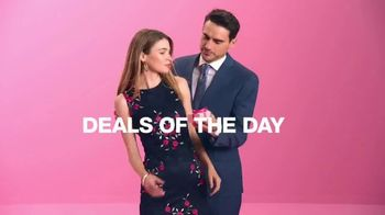 Macy's One Day Sale TV Spot, 'Deals of the Day: Suit Separates, KitchenAid and Pillow' - Thumbnail 3