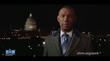 Society for Human Resource Management TV Spot, 'State of the Union Response'