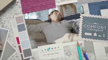 La-Z-Boy Presidents Day Sale TV Spot, 'Special Piece: No Sales Tax' - Thumbnail 1