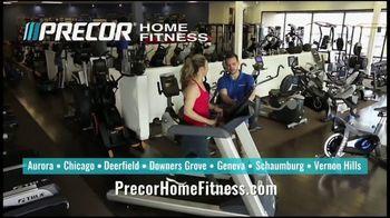 Precor Home Fitness Annual Treadmill Sale TV Spot, 'Best for Less' - Thumbnail 10