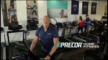 Precor Home Fitness Annual Treadmill Sale TV Spot, 'Best for Less' - Thumbnail 2
