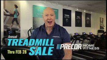 Precor Home Fitness Annual Treadmill Sale TV Spot, 'Best for Less' - Thumbnail 8