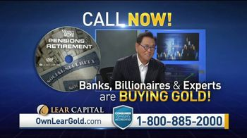 Lear Capital TV Spot, 'Gold Poised to Jump in 2019'