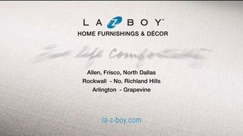 La-Z-Boy Presidents Day Sale TV Spot, 'Special Piece: Save 25 Percent' - Thumbnail 8
