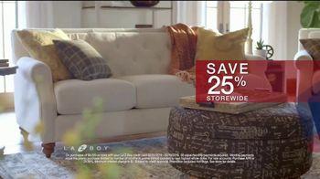 La-Z-Boy Presidents Day Sale TV Spot, 'Special Piece: Save 25 Percent' - Thumbnail 5