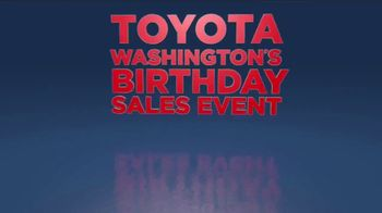 Toyota Washington's Birthday Sales Event TV Spot, 'Snap Out of It' [T2] - Thumbnail 8