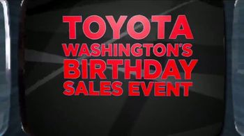 Toyota Washington's Birthday Sales Event TV Spot, 'Snap Out of It' [T2] - Thumbnail 3