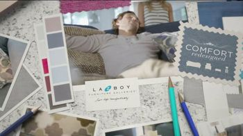 La-Z-Boy Presidents Day Sale TV Spot, 'Special Piece: Recliners: No Financing' - Thumbnail 1