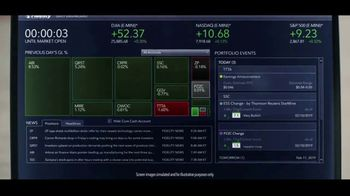 Fidelity Investments TV Spot, 'Daily Dashboard' - Thumbnail 2