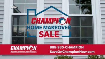Champion Windows Home Makeover Sale TV Spot, 'Comfort 365' - Thumbnail 1