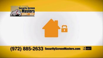 Security Screen Masters TV Spot, 'Clear Views' - Thumbnail 10