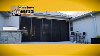 Security Screen Masters TV Spot, 'Clear Views' - Thumbnail 9
