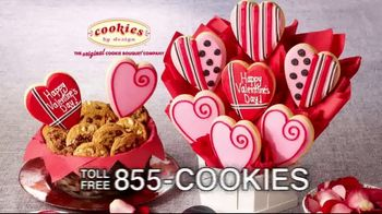 Cookies By Design TV Spot, 'Valentine's Day' - Thumbnail 4