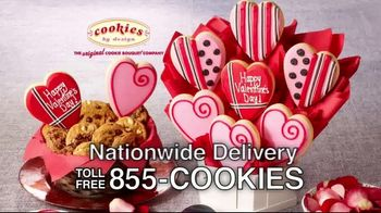 Cookies By Design TV Spot, 'Valentine's Day' - Thumbnail 5