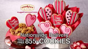 Cookies By Design TV Spot, 'Valentine's Day' - Thumbnail 6