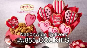 Cookies By Design TV Spot, 'Valentine's Day' - Thumbnail 7