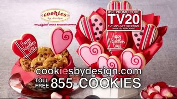 Cookies By Design TV Spot, 'Valentine's Day' - Thumbnail 8