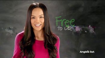 Angie's List TV Spot, 'I Use Featuring Angie Hicks' - Thumbnail 4