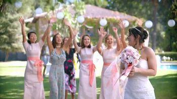 Check Your Sweat TV Spot, 'Hyperhidrosis: Wedding' - Thumbnail 1