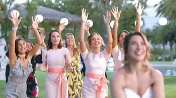 Check Your Sweat TV Spot, 'Hyperhidrosis: Wedding'