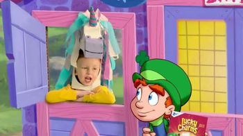Lucky Charms TV Spot, 'St. Patrick's Day: Unicorn Traps' - 3411 commercial airings