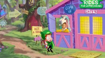 Lucky Charms TV Spot, 'St. Patrick's Day: Unicorn Traps' - Thumbnail 1