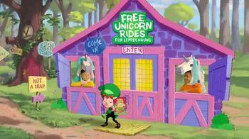 Lucky Charms TV Spot, 'St. Patrick's Day: Unicorn Traps' - Thumbnail 2