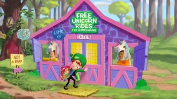 Lucky Charms TV Spot, 'St. Patrick's Day: Unicorn Traps' - Thumbnail 5