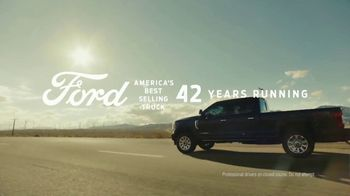 Ford Presidents Day Sales Event TV Spot, 'Business Up Front' Song by Jerry Reed [T2] - Thumbnail 2