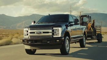 Ford Presidents Day Sales Event TV Spot, 'Business Up Front' Song by Jerry Reed [T2] - Thumbnail 3