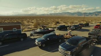 Ford Presidents Day Sales Event TV Spot, 'Business Up Front' Song by Jerry Reed [T2] - Thumbnail 5