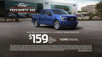 Ford Presidents Day Sales Event TV Spot, 'Business Up Front' Song by Jerry Reed [T2] - Thumbnail 8
