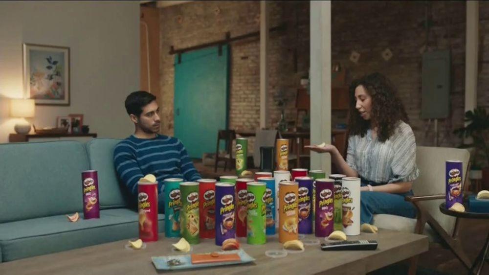 Pringles TV Commercial, 'Aparato triste'