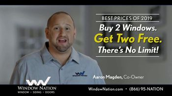 Window Nation TV Spot, 'One Room at a Time' - Thumbnail 3
