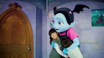 Walt Disney World TV Spot, 'Disney Junior Dance Party: Vampirina' - 268 commercial airings
