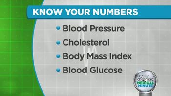 Cleveland Clinic TV Spot, 'Medical Minute: Know Your Numbers' - Thumbnail 8