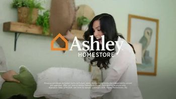 Ashley HomeStore Presidents Day Sale TV Spot, 'Starmore, Ryler and Zardoni' Song by Midnight Riot - Thumbnail 10