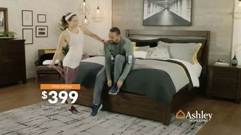 Ashley HomeStore Presidents Day Sale TV Spot, 'Starmore, Ryler and Zardoni' Song by Midnight Riot - Thumbnail 3