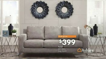 Ashley HomeStore Presidents Day Sale TV Spot, 'Starmore, Ryler and Zardoni' Song by Midnight Riot - Thumbnail 4