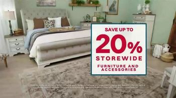 Ashley HomeStore Presidents Day Sale TV Spot, 'Starmore, Ryler and Zardoni' Song by Midnight Riot - Thumbnail 5