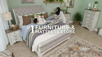 Ashley HomeStore Presidents Day Sale TV Spot, 'Starmore, Ryler and Zardoni' Song by Midnight Riot - Thumbnail 9