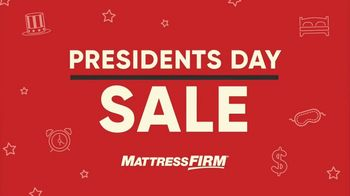 Mattress Firm Presidents Day Sale TV Spot, 'King for Queen' - Thumbnail 2