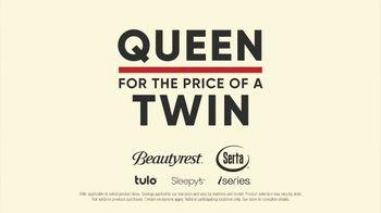 Mattress Firm Presidents Day Sale TV Spot, 'King for Queen' - Thumbnail 4