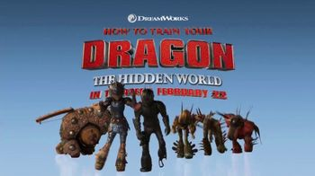 How to Train Your Dragon: The Hidden World - Alternate Trailer 36