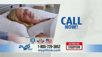 My Pillow Premium TV Spot, 'Best Sleep of Your Life: BOGO' - Thumbnail 9