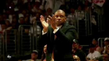 NBA Voices TV Spot, 'ABC: Bill Russell' Featuring Doc Rivers